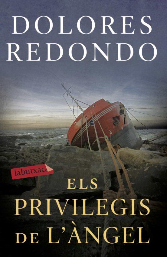 llibre els privilegis de l´angel dolores redondo