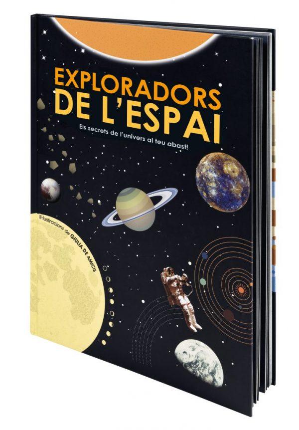 llibre explorador de l´espai