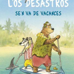 llibre l os desastros se´n va de vacances