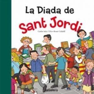 llibre la diada de sant jordi