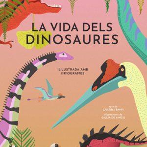 llibre la vida dels dinosaures