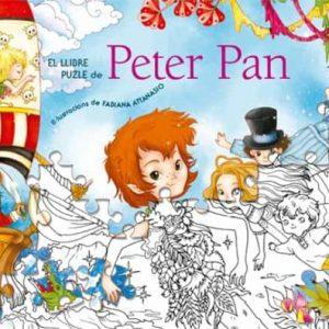 llibre peter pan llibre puzle