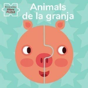 llibre puzle animals de la graja