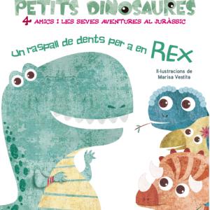 llibre un raspall de dents per a en rex