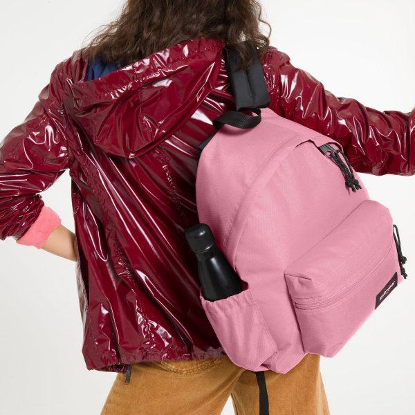 mochila eastpak padded zippl´r crista rosa