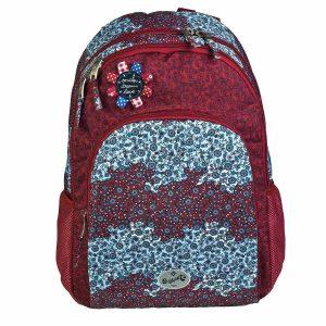 mochila escolar doble p